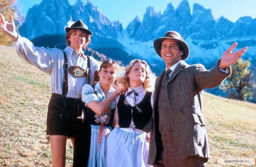 National Lampoons European Vacation