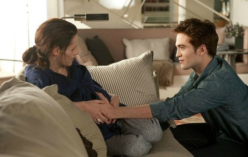 New &#34;Breaking Dawn - Part 1&#34; still - edward-cullen Photo
