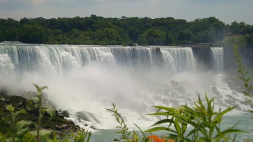 Niagara from Ontario