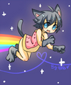 Nyan cat Girl~