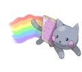 Nyan cat = The best legendary ever