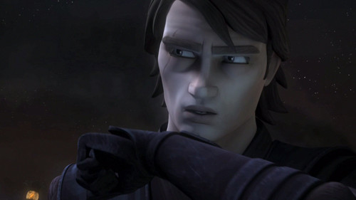 Padawan Lost - clone-wars-anakin-skywalker Screencap