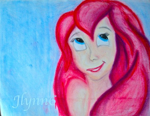 Pastel Ariel