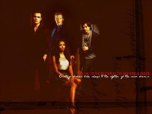 Pet-Bonnie+Klaus+Damon+Stefan