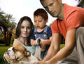 Prison Break - Michael Scofield and his little son MJ - michael-scofield photo
