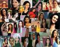 Queens of Bolllywood Collage - bollywood fan art