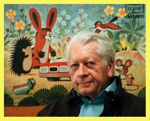 R.I.P. Zdeněk Miler, 1921-2011