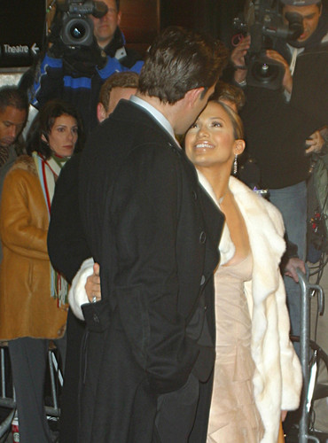 Remember When Ben Affleck And Jennifer Lopez Dated?