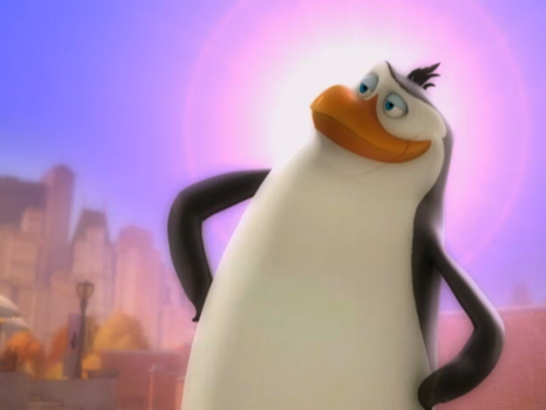 Rico: The Crazy pinguïn