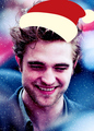 Robert Pattinson- Christmas - robert-pattinson fan art