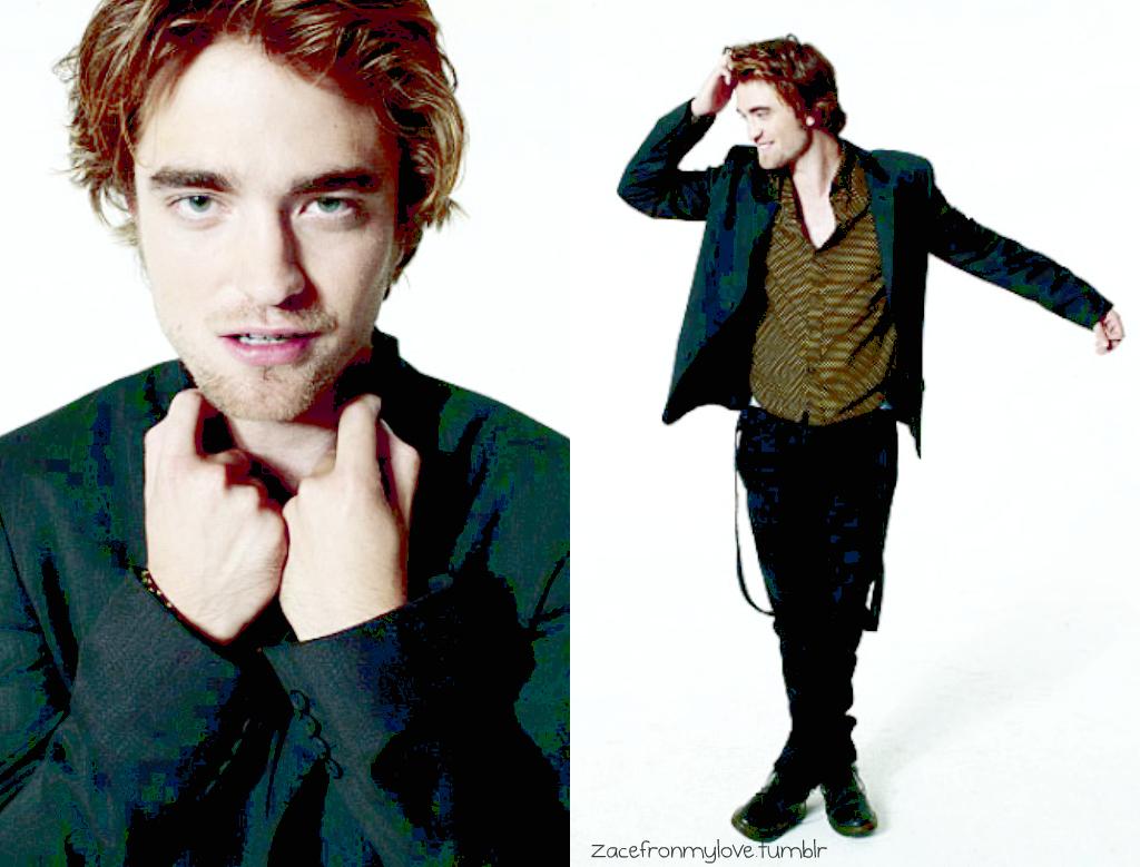 Robert Pattinson:EW - Breakthrough artists outtakes (Rob)