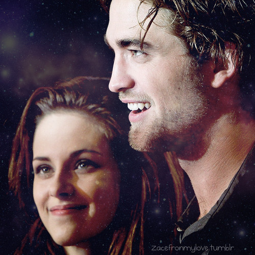 Robert Pattinson & Kristen Stewart: Spain - Madrid premiere of the trailer