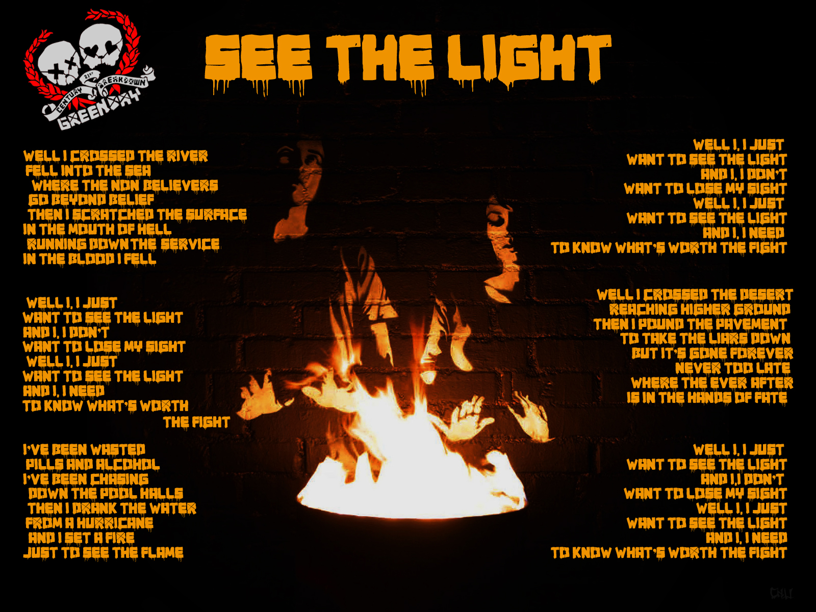 the light lyrics