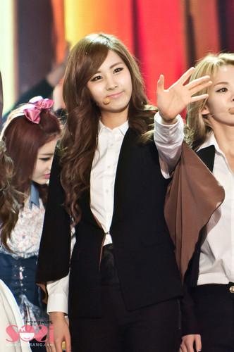Seohyun @ Любовь Sharing концерт