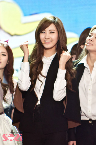 Seohyun @ cinta Sharing konser