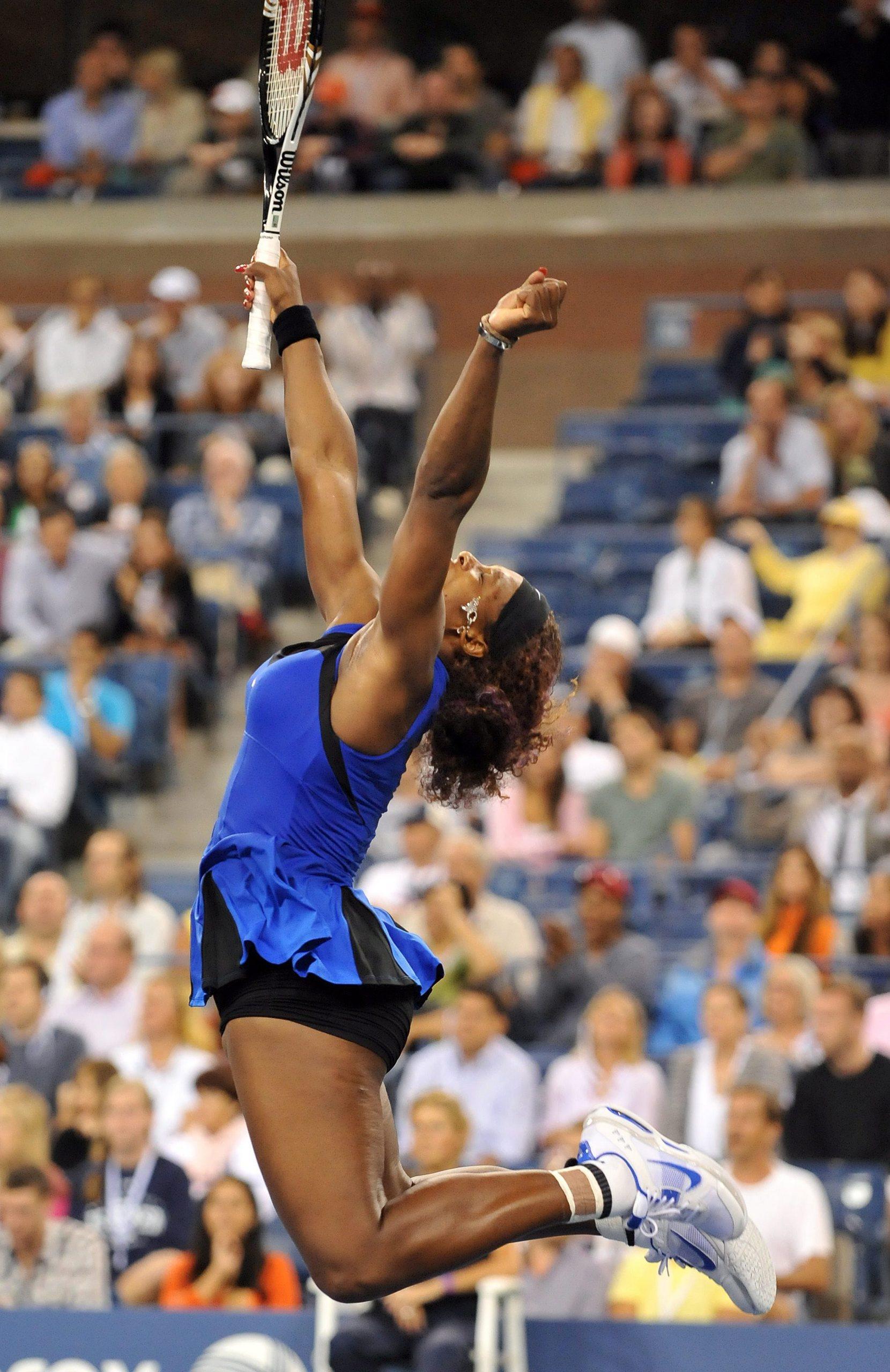 Serena fly ass !!