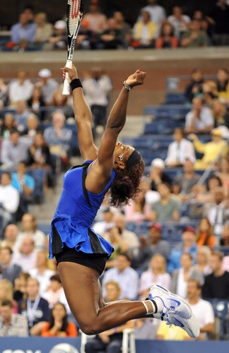 Serena fly ass !!