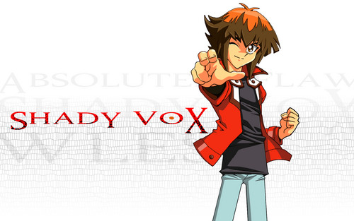 Yugioh The Abridged Series 壁纸 titled Shady V