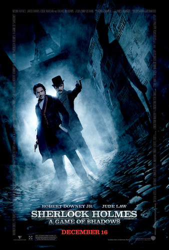 Sherlock Holmes 2. poster - final from WB