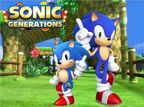 Sonic Generations foto