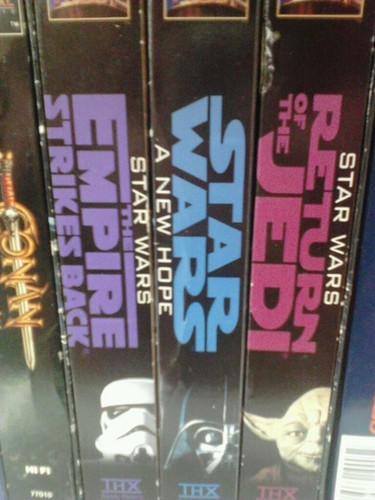 estrella Wars and más cine