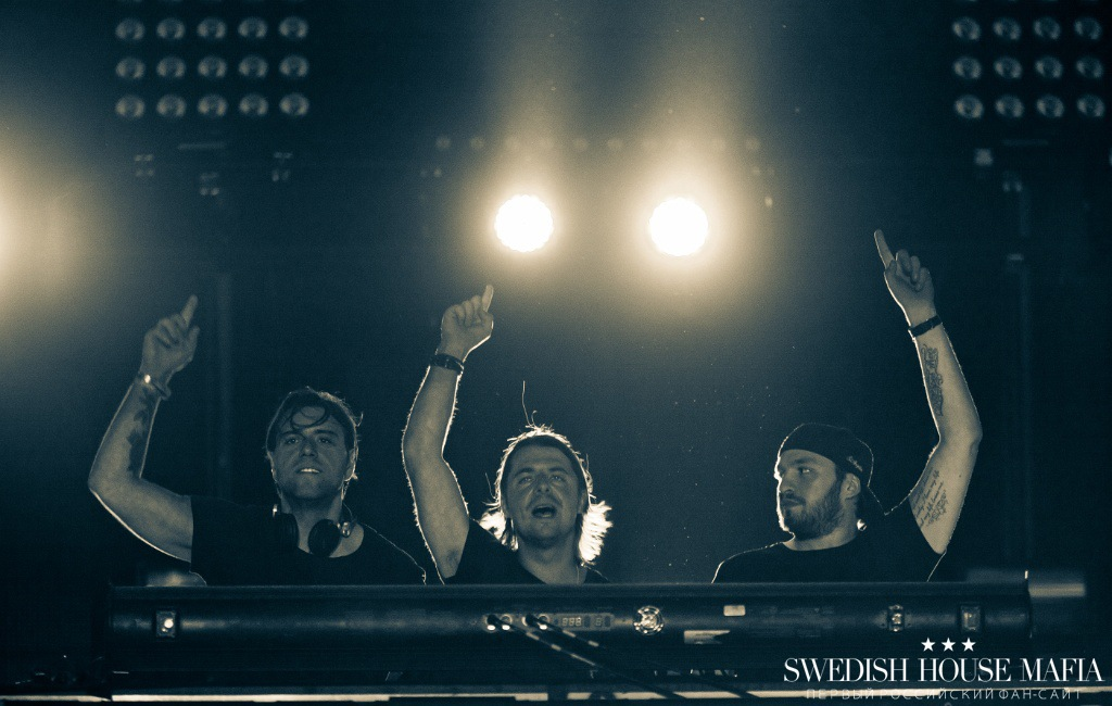 Photos of Swedish House Mafia Swedish House Mafia
