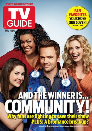 TV Guide fan favoriete