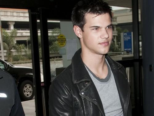Taylor Lautner fondo de pantalla