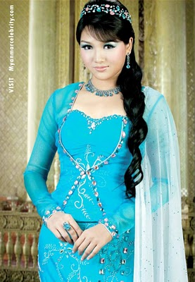 Thet Mon Myint Pretty, Cute & Feminine