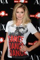 Unveils The A|X Armani Exchange Dance4life T-Shirt In Honor Of World AIDS Day