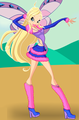 Winx OC Blossom:Lovix - kitmolly123 photo