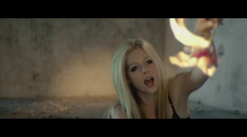 avril lavigne images wish you were here music video hd wallpaper