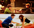 Wizards & Vampire... chess.