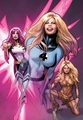 Women of Marvel - femme-fatales photo