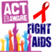 World AIDS Day Icons - human-rights icon