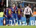 Xavi Hernandez - FC Barcelona (4) v Rayo Vallecano (0) - La Liga
