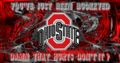 YOU'VE JUST BEEN BUCKEYED - ohio-state-university-basketball fan art