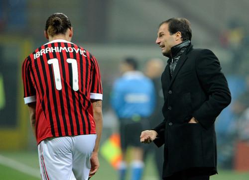 Z. Ibrahimovic (AC Milan - Chievo)