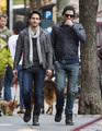 Zachary Quinto Spotted With New Mystery Man - zachary-quinto photo