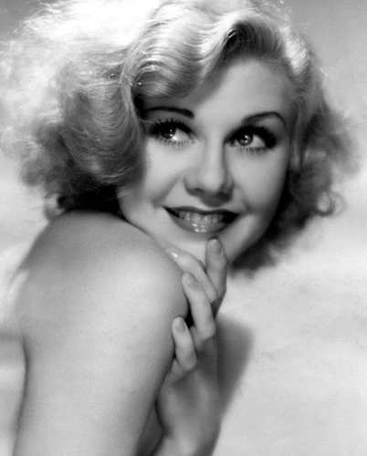 ginger rogers 1930s actress - vintage Photo