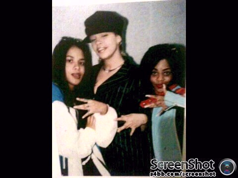 lil kim faith evans Aaliyah