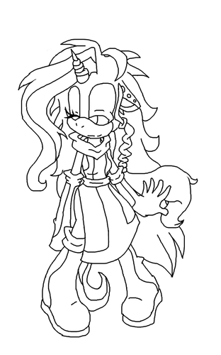 new FC lineart
