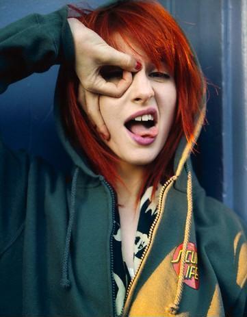 hayley williams hair 2008-#27