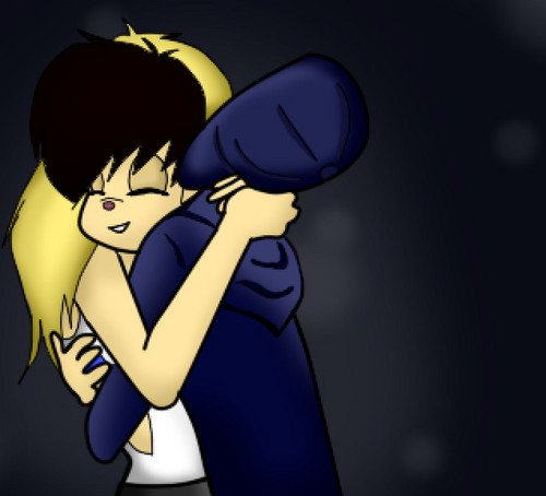 percy and annabeth maybe?