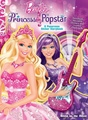 princess and the popstar book image