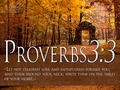 proverbs3-3 - the-bible photo