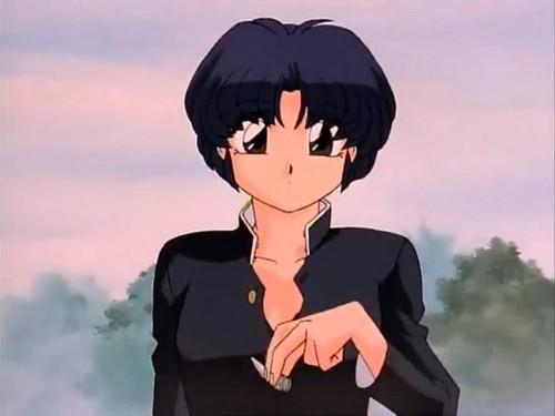 ranma 1/2 _ Akane's rush to save Ranma
