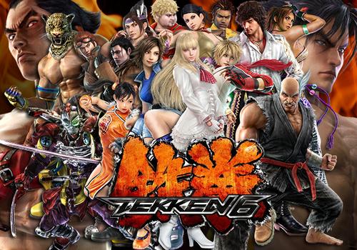 Tekken wallpaper entitled tekken