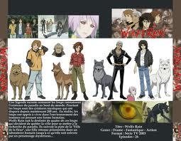 늑대 rain characters