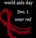 world aids دن